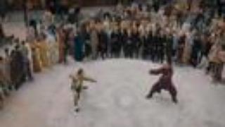Jet Li's Fearless tribute
