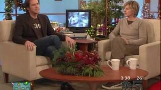 Jim Carrey on Ellen Part 2