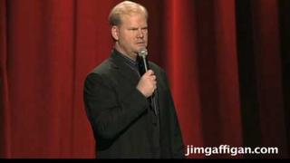 Jim Gaffigan - Cake - Beyond the Pale