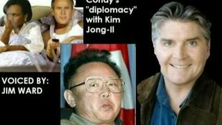 "Jim Ward: Condy's ""Diplomacy"" with Kim Jong-Il"