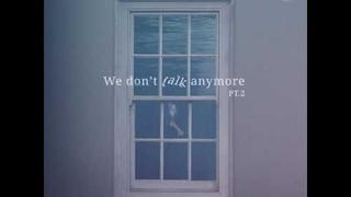 Jimin & Jungkok -  We don't talk anymore (cover)