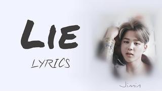 Jimin - Lie