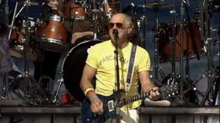 Jimmy Buffett - Brown Eyed Girl [HD]