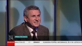 Jiří Šindelář interview 1