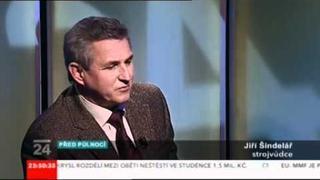 Jiří Šindelář interview 2