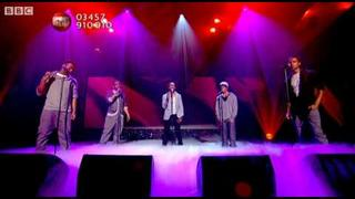 JLS and Lemar - What About Love - Sport Relief 2010 - BBC One