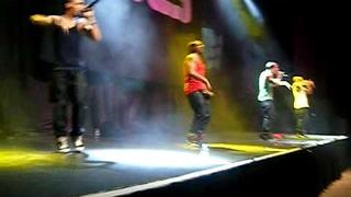 JLS - Umbrella (SOUTHEND)