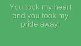 Joan Jett and The Black Hearts-I Hate Myself For Loving You with lyrics