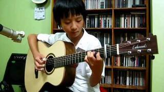 (Joan Osborne) One Of Us - Sungha Jung. comp. by Eric Bazilian.