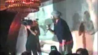 Joaquin Phoenix Rapping!