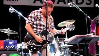 "JOE ELY, BRUCE SPRINGSTEEN & ALEJANDRO ESCOVEDO ""Midnight Train"" SXSW 2012"