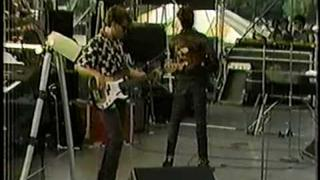 Joe Ely Live - 1985 - Ain't Got No Home/Not Fade Away (Flatlanders)