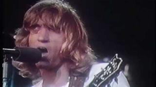 Joe Walsh - Rocky Mountain Way - Vintage Live Footage 1972