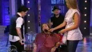 Joel and Benji Madden - Tyra Banks Show - Part 3
