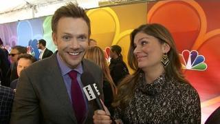 Joel McHale Talks Seth Meyers' Boner