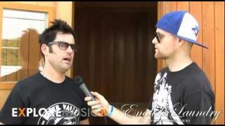 Joey Cape (Lagwagon) interview at Rockfest 2011