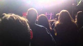 Joey DeMaio Manowar Rant @ The Palladium Worcester, Massach