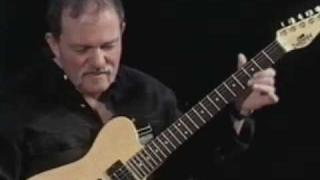 John Abercrombie - Single String Improvisation