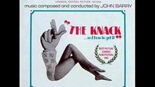 """John Barry, """"THE KNACK"""""""