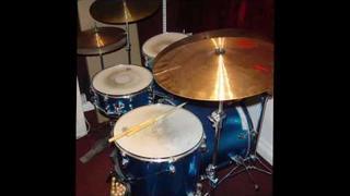 John Bonham / Ginger Baker Inspired Drum Solo / Jam
