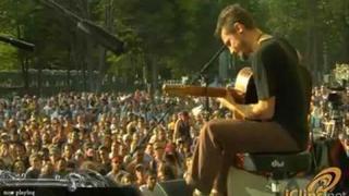 "John Butler ""Ocean"" Rothbury 7-4-09"