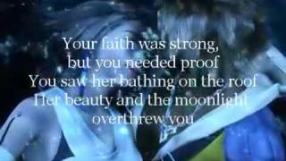 John Cale - Hallelujah with lyrics