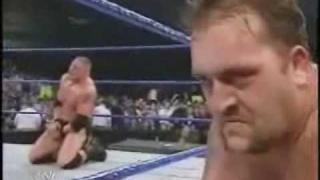 John Cena & Eddie Guerrero vs Big Show & Brock Lesnar 3/3