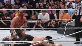John Cena vs. Umaga