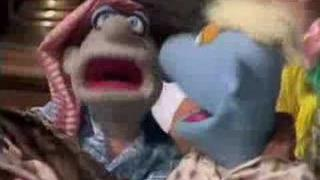 "John Denver's ""Grandma's Feather Bed"" on the Muppet Show"