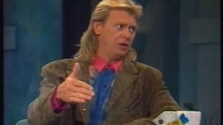 John Farnham - Interview + Please Don't Ask Me - Steve Vizard Show 12th Nov. 1991