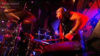 John Fogerty - Green River & Fortunate Son - David Letterman 11-17-11