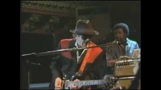 John Lee Hooker & Carlos Santana - The Healer live (1990)