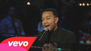 John Legend - All of Me (LIVE from Citi ThankYou)