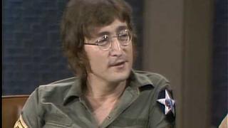 John Lennon (1/7) - The Dick Cavett show Part 1