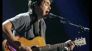 John Mayer - Hotel Bathroom Song (Everything you'll ever be)