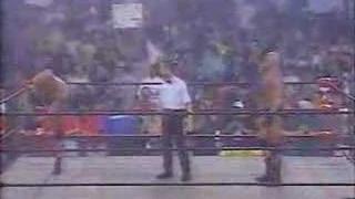 Johnny Attitude vs Bill Goldberg (Nitro 25.5 1998)