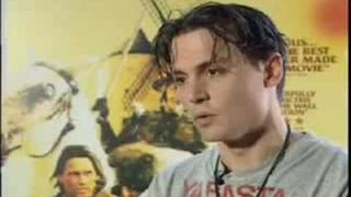 Johnny Depp Interview- Lost in La Mancha (Pt1)