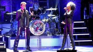 Johnny Hallyday Concert Orpheum Los Angeles 24 avril 2012