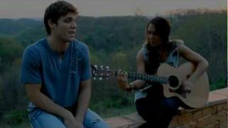 "Johnny Keyser sings Kings of Leon's ""Use Somebody"" w/ Amber Caparas @ The Lookout in Franklin"