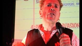 Johnny Rotten at his very best