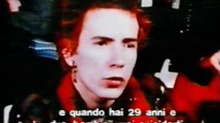 Johnny Rotten Interview