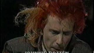 Johnny Rotten Interview - MTV 120 Mins 1987