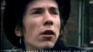 Johnny Rotten interviewed 1978 pt 2