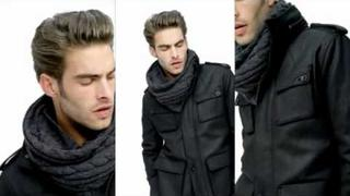 Jon Kortajarena for H&M Fall/Winter 2010/2011 Tv Spot 2