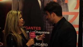 Jorge Luis Pila interviews by Raquel Kyelchz