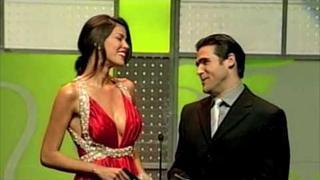 Joseguillermo y Marianne Cruz en el Casandra