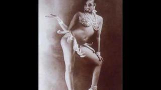 JOSÉPHINE BAKER sings 'Haiti' - from the movie ZOU ZOU