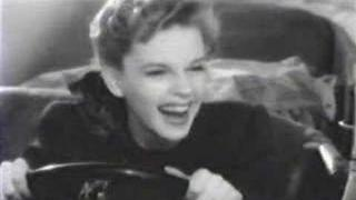 Judy Garland Baby Face