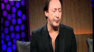 Julian Lennon On the Late Late Show 2011 Part 1
