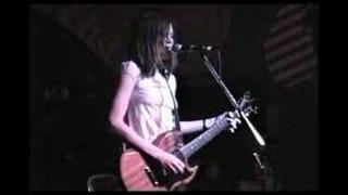 "Juliana Hatfield (solo) Live ""got no idols"" 11/23/99"